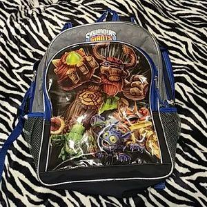 NWT Skylanders Backpack